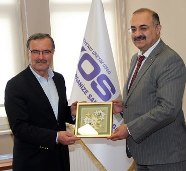 Protocol Signed with Konya Chambre of Industry