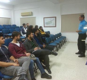 Arama-Kurtarma Kulübü Üyelerine İlkyardım Eğitimi Verildi