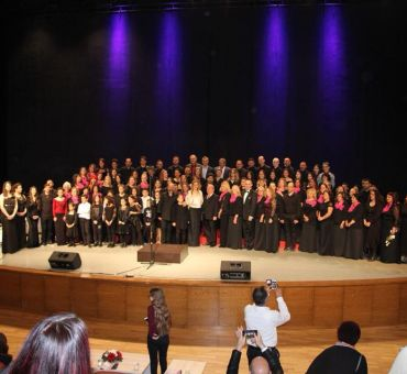 """Choral Singing"" Event was Held"