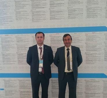 İTÜ Kuzey Kıbrıs, Uluslararası İSG Konferansı'nda Temsil Edildi