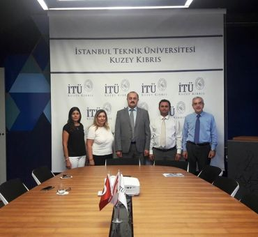 Cyprus Turkish Pharmacists Association Visited Continuing Education Center