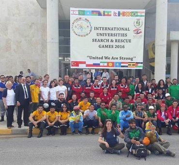 International Universities Search and Rescue Games 2016 Started