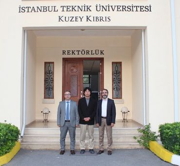Visiting Lecturer SETA Commissioned in our University