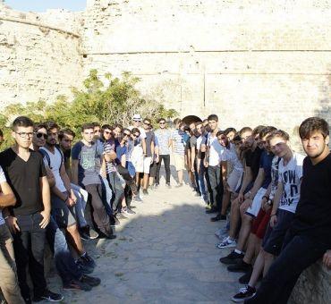 2016-2017 Akademik Yılı Oryantasyon Programı Tamamlandı
