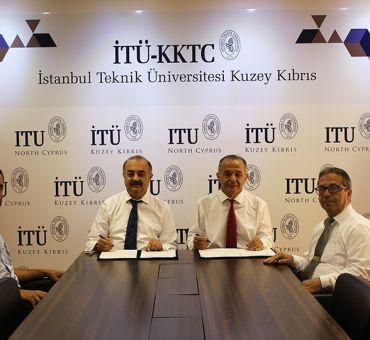 İTÜ-KKTC ile Shipyard Famagusta Ltd. Arasında İş birliği Protokolü İmzalandı