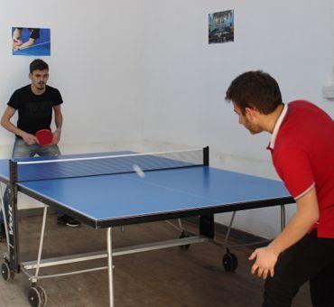 2. Masa Tenisi Turnuvası Gerçekleştirildi