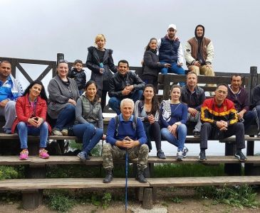Nature Trip Was Organized for ITU-NC Personnel