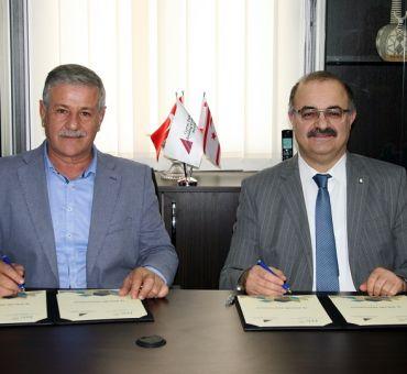 Cooperation Agreement Has Been Signed Between ITU-TRNC and CTBCA