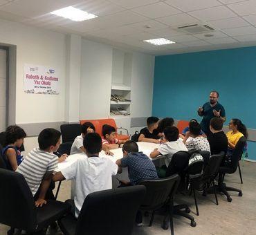 ROBOTIC PROGRAMMING SUMMER SCHOOL