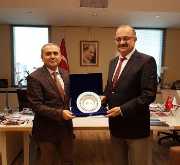 İstanbul Gedik Üniversitesi'ne Ziyaret