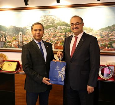 Visit to Muğla Chamber of Commerce and Industry