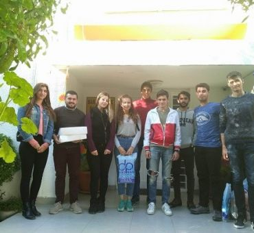 Our Students Visited Çağlayan Nursery School