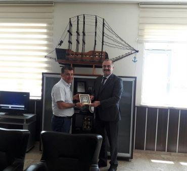 Manavgat Ticaret ve Sanayi Odası Mesleki ve Teknik Lisesi'ne Ziyaret