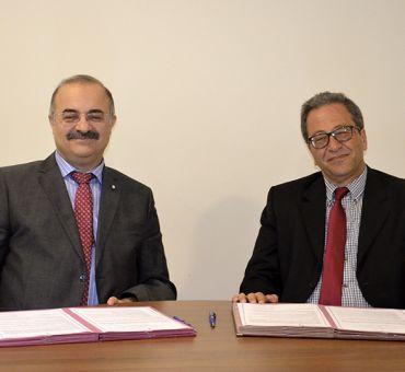 AHEP ile İTÜ-KKTC Arasında İşbirliği Protokolü İmzalandı