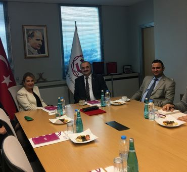 Cooperation Agreement Has Been Signed with Gedik University