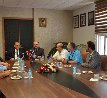 A New Cooperation Agreement between ITU-TRNC and EMU