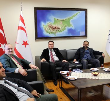 Maraş Unity and Solidarity Association Visited Our University